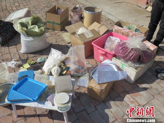 内蒙古警方破获微信售卖假减肥药案售假全在线上