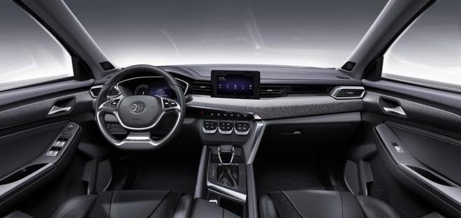 上海车展亮相 绅宝X35继任者官图发布